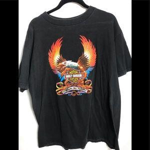 1998 vintage Harley Davidson T-shirt Las Vegas